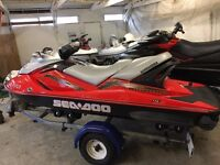 SeaDoo GTX 180hp Supercharged for Sale