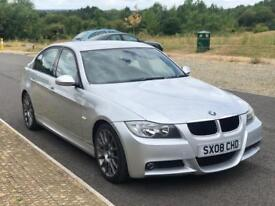 BMW 3 Series 2.0 320d M Sport Edition 4dr, 3 M Warranty, F S History, Navigation, Leather, Serviced