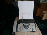 Brother phone /fax maching