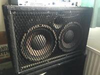 Bass speaker cabinet - Peavey 210TX