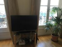 Toshiba TV Regza 36'x23' with stand & remote for sale