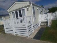 Caravan for rent weekend or week holiday Parkdean