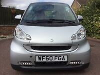 Smart car 2010 Gb-10 limited edition full heated leather seats 1-100 swap p/x