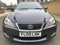 2009 LEXUS IS 220D,DIESEL LEATHER/vw passat/audi a4/Mercedes c180/mazda 6/bmw 220