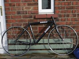 Ribble carbon composite road bike frame 1175g 47cm 700c - scandium - Dedacciai SC1.10A