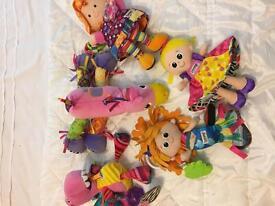 Lamaze Baby Toys Bundle