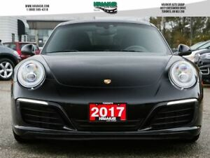 2017 Porsche 911 4S Coupe  Loaded w/ Options