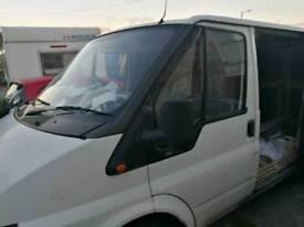 White Transit van Cheap