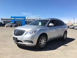 2015 Buick Enclave Leather-Leather Heated Seats