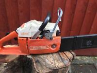 Husqvarna 44 chainsaw