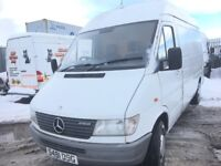 Mercedes Benz sprinter 208d 310d 312d 311cdi 313cdi spare parts availble engine gearbox axel