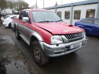 MITSUBISHI L200 - X373DDY - DIRECT FROM INS CO