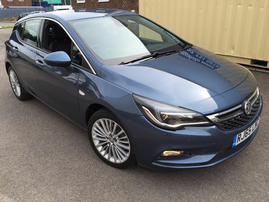 vauxhall astra auto 1 6 cdti elite 5dr free wifi in car new shape 2016 65 reg hatchback in. Black Bedroom Furniture Sets. Home Design Ideas