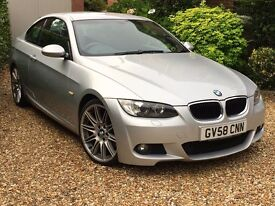 BMW 3 SERIES 2.0 320d M Sport 2dr - great handling - great fuel economy