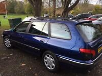 Peugeot 406 2.0 LX HDI 90 very low miles