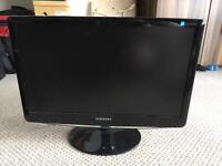 "Samsung 22"" monitor"
