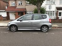 Honda jazz drives fine accident damage £500