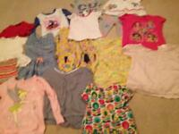 Girls clothes bundle age 5-6 years