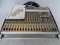 Europower PMH 5000 ultra-compact 2 x 400 watts stereo mixer