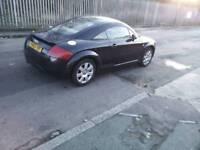 Audi TT 55 Plate