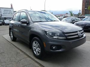 2014 Volkswagen Tiguan Trendline 4MOTION|NEW TIRES|FINANCING AVA