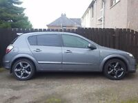 Vauxhall Astra SRi 1.7cdti 2004 Spares Or Repair