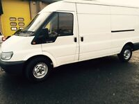 man and van £15 ph will assist call or txt thanks