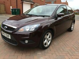 Ford FOCUS 1.6 Automatic Petrol, Low Mileage 70,000. MOT very well looked afterl