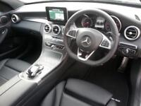 Mercedes-Benz C Class C200 D AMG LINE PREMIUM 2017-10-31