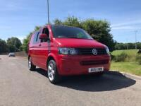 VW TRANSPORTER T5 2011 CAMPERVAN