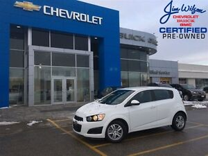 2016 Chevrolet Sonic LT AIR HEATED SEATS BLUETOOTH REMOTE START!