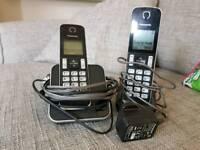 Panasonic cordless telephone handsets