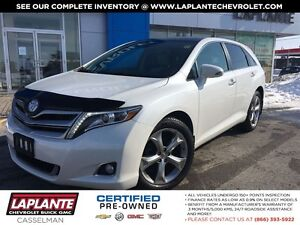 2013 Toyota Venza V6 AWD Touring Leather|Roof|NAV