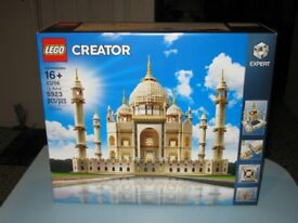 LEGO Creator 10256, Taj Mahal