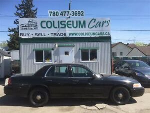 2011 Ford Crown Victoria Police Street Appearance, 181KM