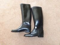 Riding Boots Size 7 .Good Condition
