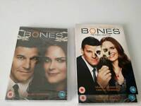 Brand New sealed Bones The Complete Eleventh Season and The Complete Twelfth and final season