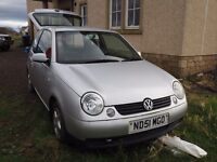 Volkswagen Lupo 1.4 s 2001 - spares and repairs - non runner