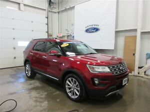 2016 Ford Explorer Limited+ 4 WINTER TIRES