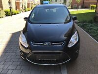 FORD C-MAX 1.6 TDCI ECONETIC TECHNOLOGY (LEFT HAND DRIVE) LHD