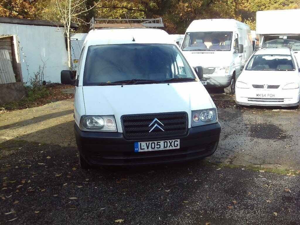 Citroen DISPATCH 2005