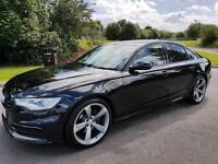 MARCH 2013 Audi A6 S LINE TDI CVT, 1 OWNER, FULL AUDI SERVICE HISTORY