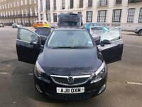 Vauxhall Astra 1.6i VVT elite 16v 5dr auto petrol