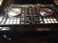 Pioneer DDJ-SR Mixing decks