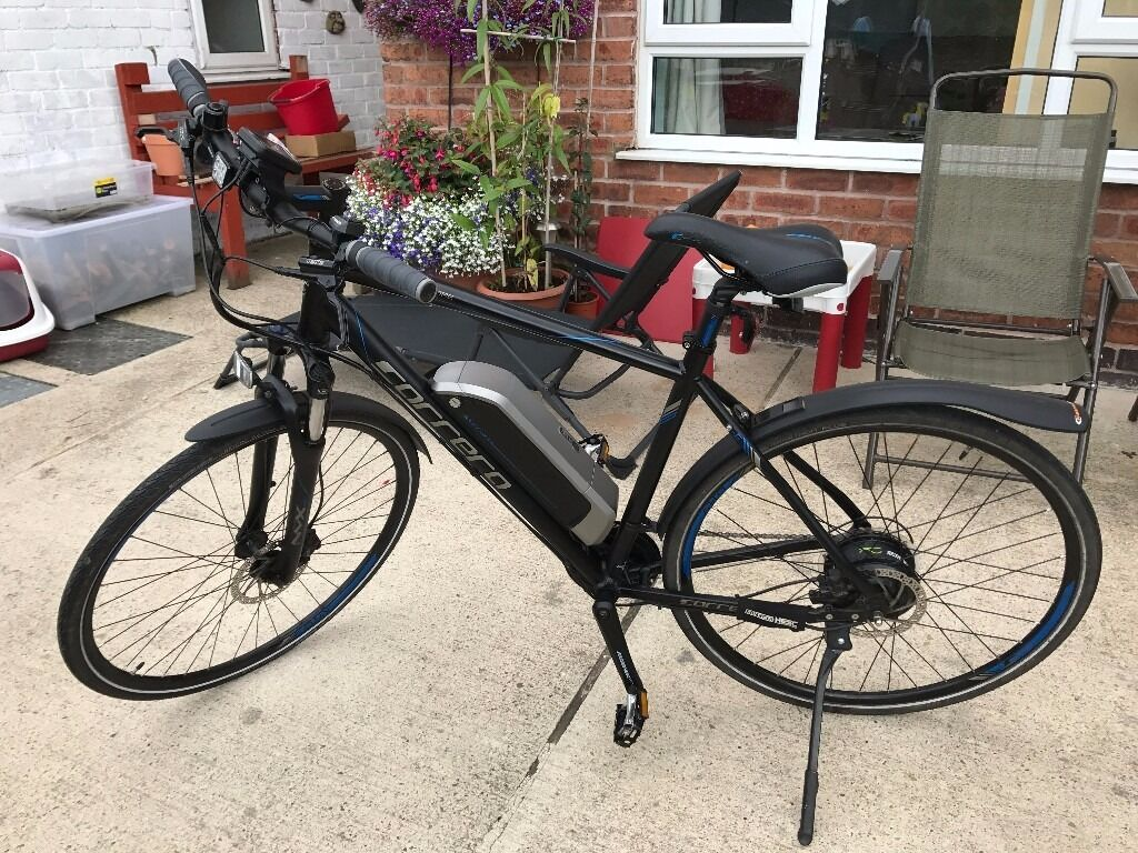 Carrera Crossfire E Mens Electric Bike In Ilkeston Derbyshire