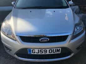 2009 ford ZTECH 1.6 manual for 2500
