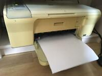 HP all in one DeskJet printer