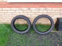 WK 125 Trial Tyres