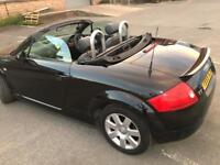 Audi TT convertible 1.8 manual petrol