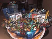 Large collection of Skylanders Figures, Games and Accessories